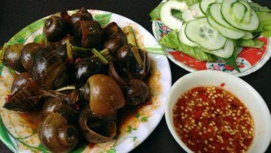 Photo of Cay nồng món ốc Nam Giao