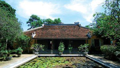 Photo of Thoáng Bình Định trong một nhà vườn Huế