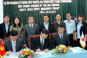 Photo of Nhật Bản hỗ trợ Thừa Thiên-Huế cải thiện hệ thống nước
