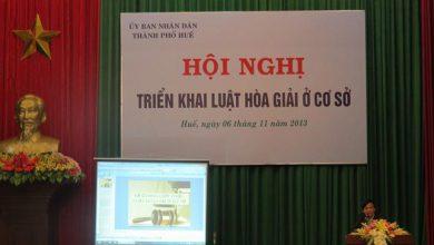 """Photo of Thừa Thiên Huế với ngày """"Thượng tôn pháp luật"""""""