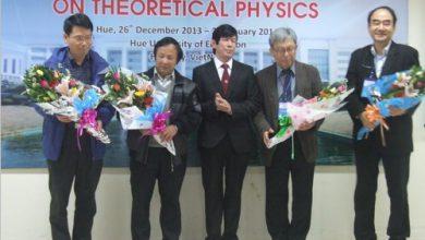 """Photo of Khai mạc lớp """"Trường Đông Inha-Hue"""" về Vật lý lý thuyết lần thứ Hai"""