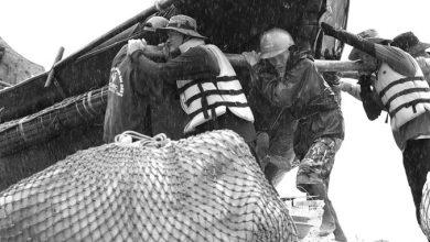 Photo of Đỡ gánh thuyền cho bà con