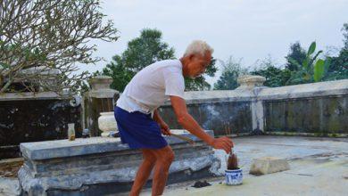 Photo of Dành cả đời canh giấc ngàn thu cho chúa Nguyễn