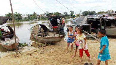 xã hội huế làng chài Thúy Phú