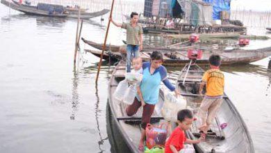 Photo of Những chợ nổi trên phá Tam Giang