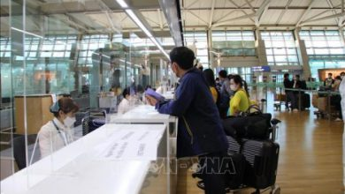 Photo of Chuyến bay thương mại từ Hàn Quốc về Việt Nam được nối lại