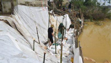 Photo of Cần 350 tỷ đồng xây kè chống sạt lở bờ sông