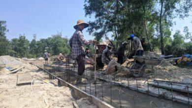 Photo of Hàng trăm ha lúa chờ dự án thủy lợi